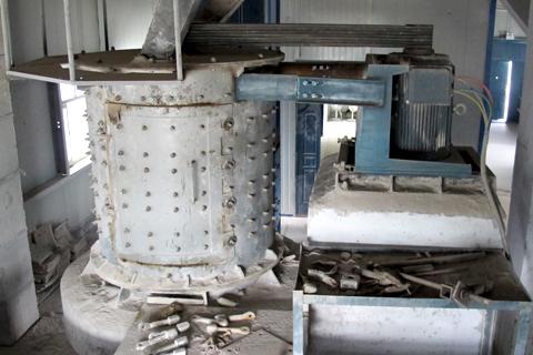 石灰石�硫制粉方案
